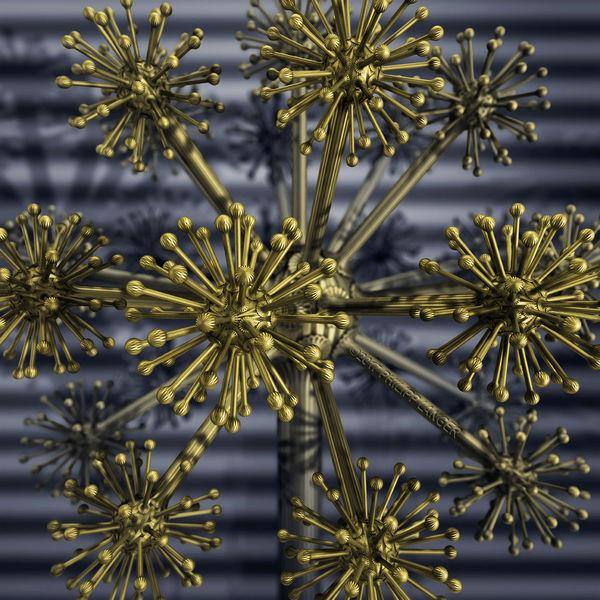 Doppeldolde, Kugelförmig, Fokus, Stillleben, Botanik, Knoten