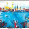 Hafenimpression, Schiff, Boot, Industrie