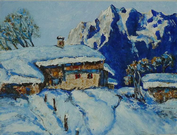 Ski, Schnee, Natur, Kalt, Eis, Berge
