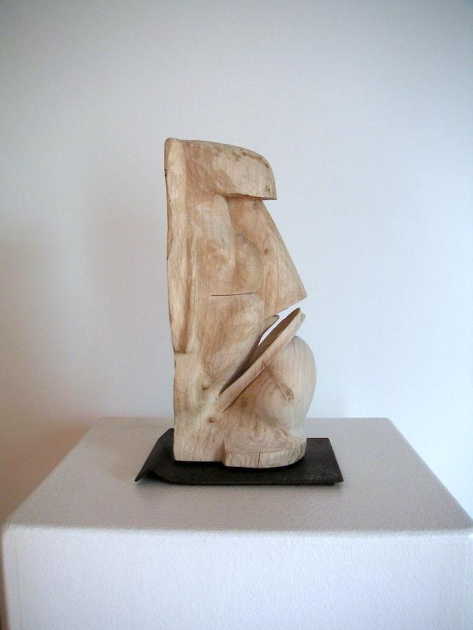 Moderne Holzskulpturen bild moderne kunst abstrakte kunst braunschweig holzskulptur