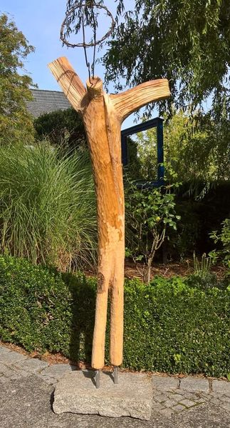 Holzbildhauer, Holz, Moderne kunst, Holzskulpturen, Skulptur, Braunschweig