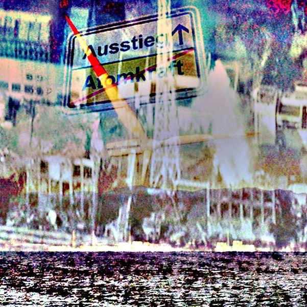Druck, Abstrakte kunst, Moderne kunst, Digital, Collage, Digitale kunst