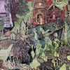 Surreal, Baumwesen, Märchenwelt, Mittelalter