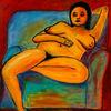 Malerei, Akt,