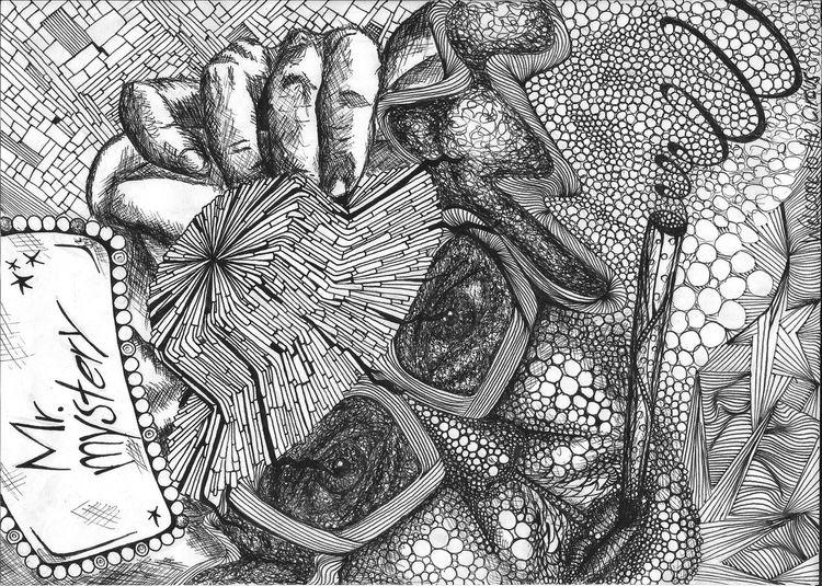 Hand, Schwarz weiß, Gesicht, Zeichnungen