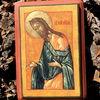 Religion, Ikonen, Johannes der täufer, Orthodox