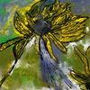 Blumenstoff, Malerei, Blumen