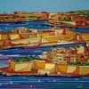 Birgu, Senglea, Kalkara, Malerei