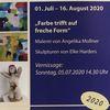 Hafengalerie, Neustrelitz, Pinnwand, Ausstellung