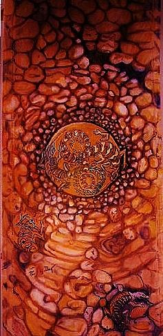 Steine und steinechsen, Kunsthandwerk, Holz u