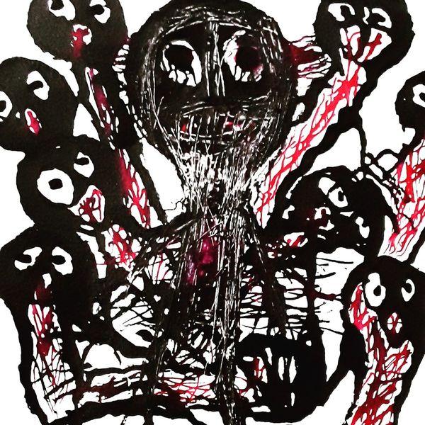 Outsider art, Artbrut, Kuckucksnest, Malerei, Beobachtet