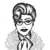 Brille, Skizze, Zeichnungen,