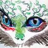 Augen, Fabelwesen, Monster, Zeichnungen