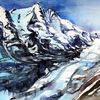 Austria mountain, Berge, Hohe tauern, Gletscher