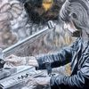 Pink, Ölmalerei, Zabriskie, Keyboarder