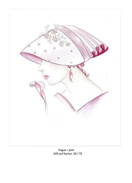 Phantastik, Malerei, Pink