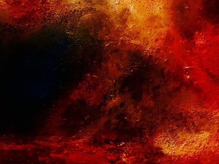 Freigebunden, Fantasie, Acrylmalerei, Liebe, Malerei,