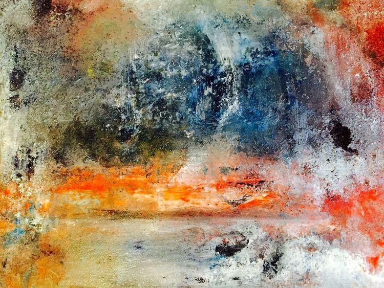 Acrylmalerei, Fantasie, Malerei