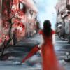 Fantasie, Traum, Weg, Digitale kunst