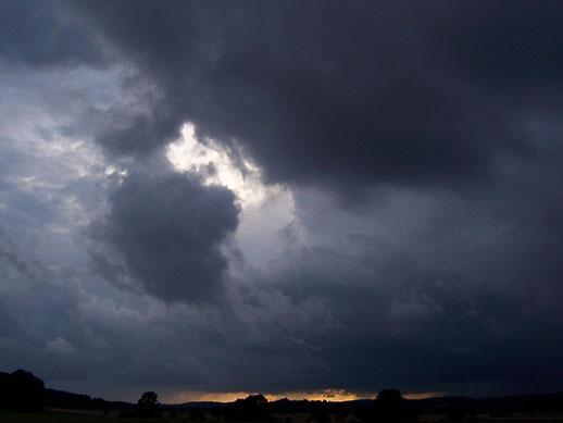 Himmel, Dunkel, Drama, Fotografie