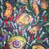 Bunt, Sabhar, Menschen, Malerei