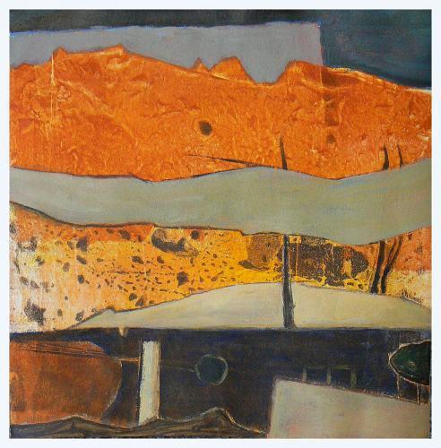 Gestein, Haus, Feld, Transparenz, Streifen, Landschaft