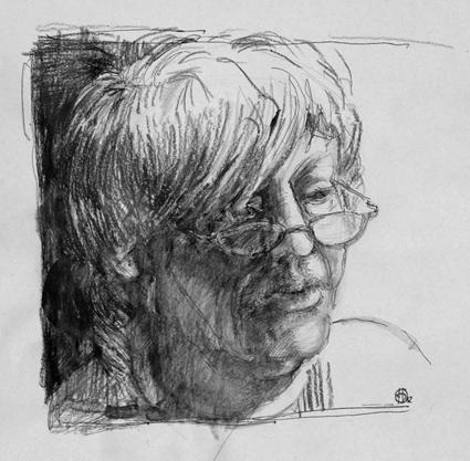 Zeichnung, Malerei, Menschen