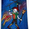 Kloan, Kinderbild, Malerei, Menschen