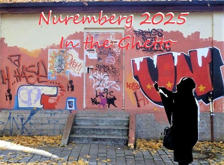 Kulturhauptstadt, Botschschaft, Nürnberg 2025, Ghetto, Bewerbung, Fotografie