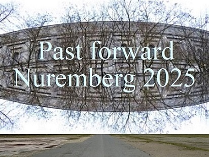 Bewerbung, Flugobjekt, Botschaft, Kulturhauptstadt, Zeitreise, Nürnberg 2025