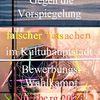 Falsche fakten, Kulturhauptstadt, Nürnberg 2025, Botschaft