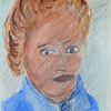 Rückkehr 2028, Findling, Kopf, Portrait