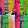 Gesicht, Poker, Kopf, Politische farbenlehre