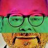 Rotgrüngelb, Gesicht, Synthese, Politische farbenlehre
