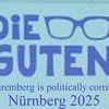 Botschaft, Nürnberg 2025, Bewerbung, Wählergemeinschaft