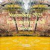 Botschaft, Fluss, Nuremberg 2025, Pegnitz