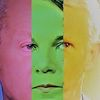 Gesicht, Politische farbenlehre, Menschen, Portrait