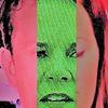 Frau, Portrait, Umfrage, Gesicht