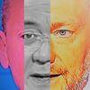 Mann, Synthese, Umfrage, Gesicht