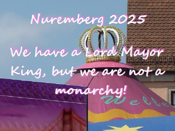 Kulturhauptstadt, Botschaft, Nürnberg 2025, König, Bewerbung, Fotografie