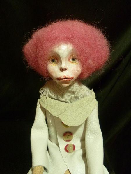 Puppe, Theater, Plastik, Clown, Figur, Surreal