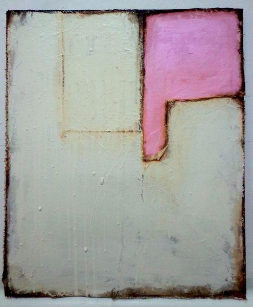 Malerei, Rosa