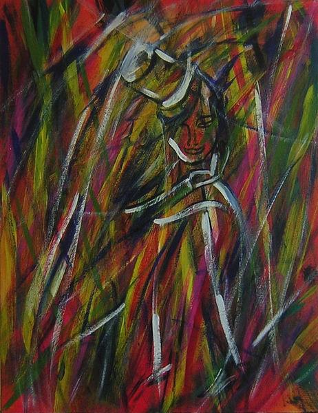 Fantastische kunst, Zeitgenössische kunst, Modern art, Surreal, Großekunstausstellung, Dispersion