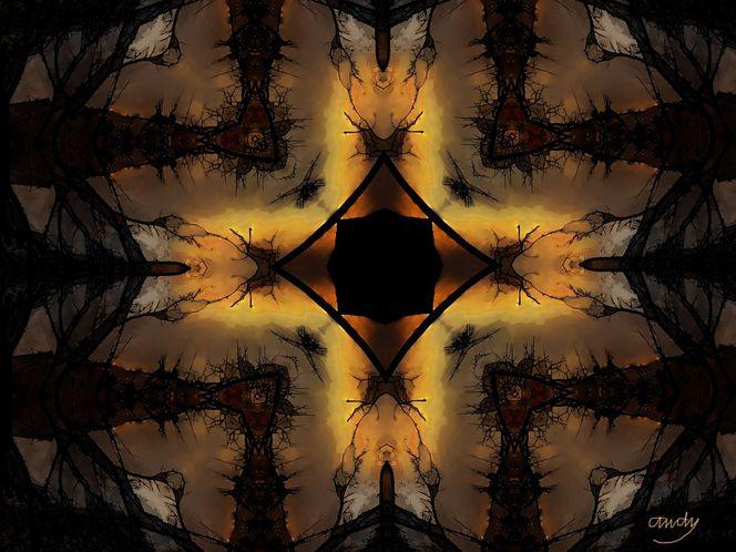 Modern, Digitale kunst, Digital, Abstrakt