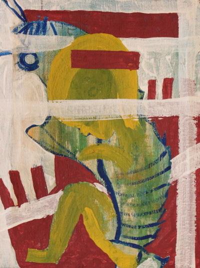 Malerei, Puppe