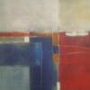 Blau, Türkis, Landschaft, Malerei