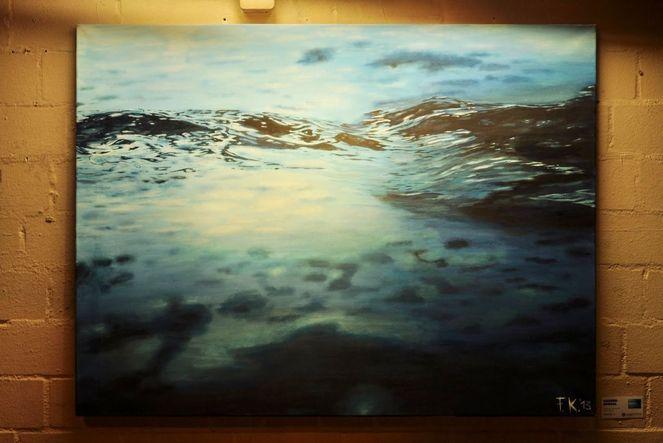 Welle, Blau, Meer, Nordsee, Wasseroberfläche, Wasser