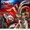 Krampus, Perchten, Brauch, Illustrationen