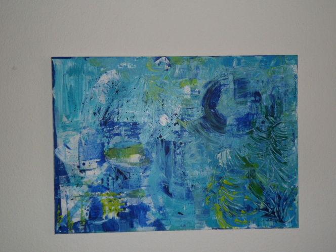 Malerei, Phase