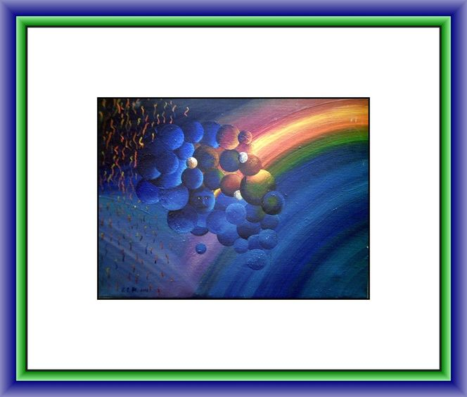 Gemälde, Weltall